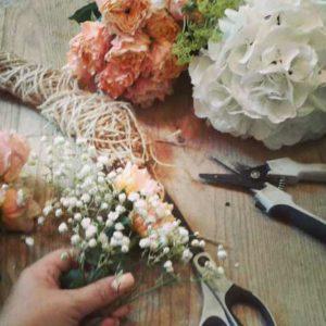 Atelier superbes fleurs